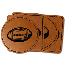 Sports Faux Leather Iron On Patch (Personalized)
