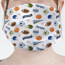 Sports Face Mask Cover (Personalized)