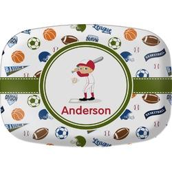Sports Melamine Platter (Personalized)