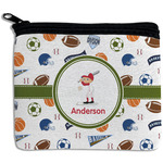 Sports Rectangular Coin Purse (Personalized)