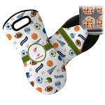 Sports Neoprene Oven Mitt (Personalized)