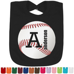Sports Baby Bib - 14 Bib Colors (Personalized)
