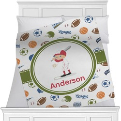 Sports Minky Blanket (Personalized)