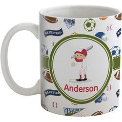 Sports Coffee Mug (Personalized)