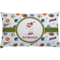 Sports Pillow Case (Personalized)
