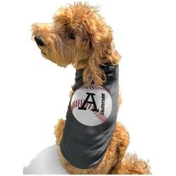 Sports Black Pet Shirt - S (Personalized)