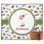 Sports Outdoor Picnic Blanket (Personalized)