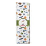 Sports Runner Rug - 3.66'x8' (Personalized)
