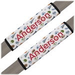 Sports Seat Belt Covers (Set of 2) (Personalized)