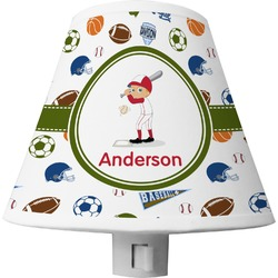 Sports Shade Night Light (Personalized)