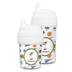 Sports Sippy Cup (Personalized)