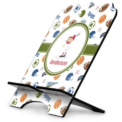 Sports Stylized Tablet Stand (Personalized)
