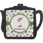 Sports Teapot Trivet (Personalized)