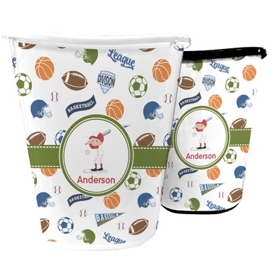 Sports Waste Basket (Personalized)