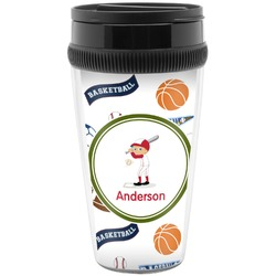 Sports Travel Mug (Personalized)