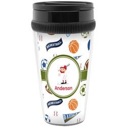 Sports Travel Mugs (Personalized)