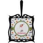 Sports Trivet with Handle (Personalized)