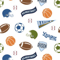 Sports Wallpaper & Surface Covering