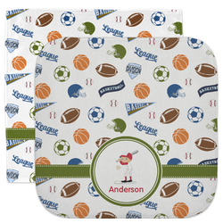 Sports Facecloth / Wash Cloth (Personalized)