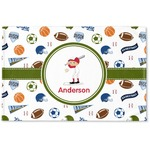Sports Woven Mat (Personalized)