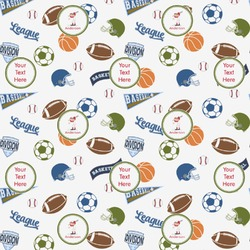 Sports Wrapping Paper (Personalized)