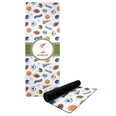 Sports Yoga Mat (Personalized)