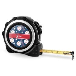 Baseball Tape Measure - 16 Ft (Personalized)