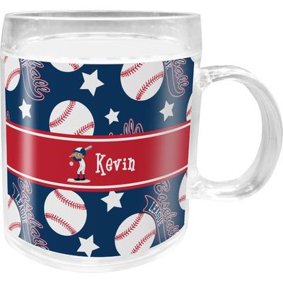 Baseball Acrylic Kids Mug (Personalized)
