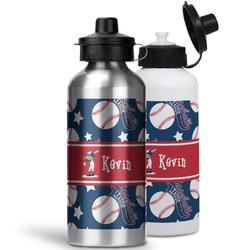 Baseball Water Bottles- Aluminum (Personalized)