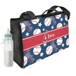 Baseball Diaper Bag (Personalized)