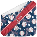 Baseball Baby Hooded Towel (Personalized)