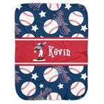 Baseball Baby Swaddling Blanket (Personalized)