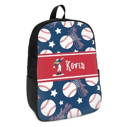 Baseball Kids Backpack (Personalized)