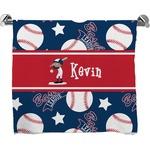 Baseball Bath Towel (Personalized)