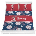 Baseball Comforters (Personalized)