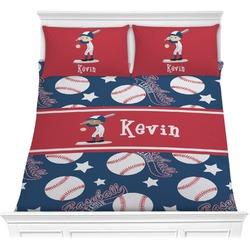Baseball Comforter Set (Personalized)