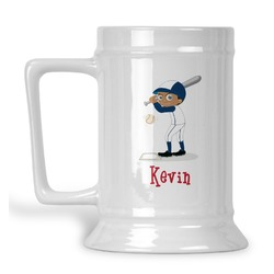 Baseball Beer Stein (Personalized)