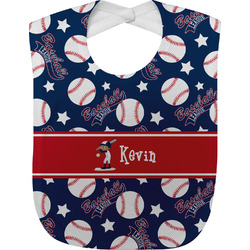 Baseball Baby Bib (Personalized)