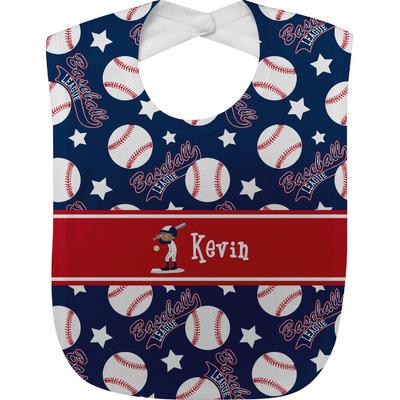 Baseball Baby Bib (Personalized)