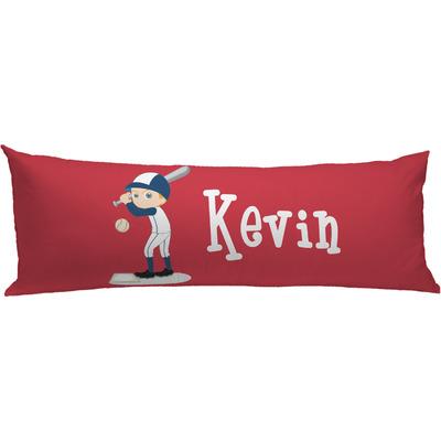 Baseball Body Pillow Case (Personalized)