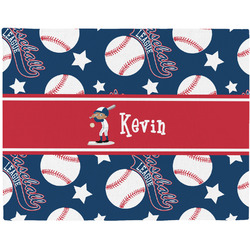 Baseball Placemat (Fabric) (Personalized)