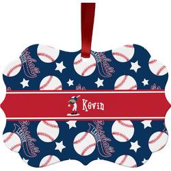 Baseball Ornament (Personalized)
