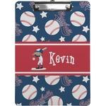 Baseball Clipboard (Personalized)