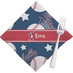 Baseball Napkins (Set of 4) (Personalized)