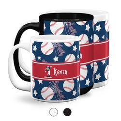 Baseball Coffee Mugs (Personalized)