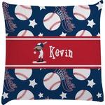 Baseball Decorative Pillow Case (Personalized)