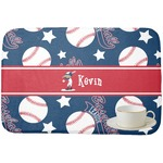 Baseball Dish Drying Mat (Personalized)