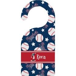 Baseball Door Hanger (Personalized)