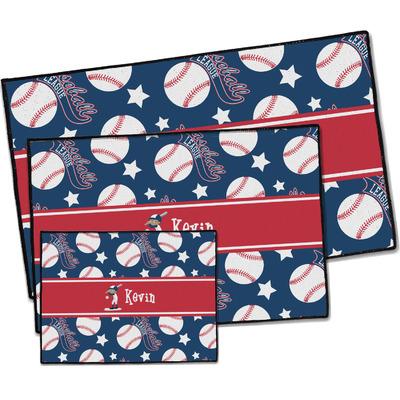 Baseball Door Mat (Personalized)