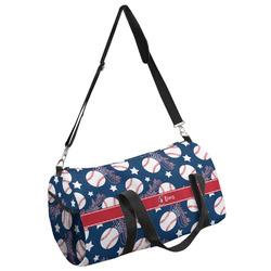 Baseball Duffel Bag (Personalized)